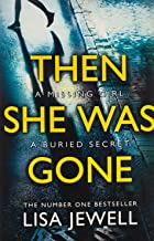 Then she was gone: Lisa Jewell