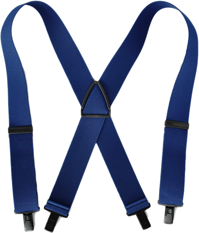 KASAJIMA:SP-40PC 40mm Ester Suspender Polycarbonate Clip(PC Clip) X-back