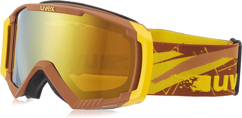 Uvex Skibrille Apache Ii Snow Goggle