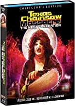 texas chainsaw massacre 4 blu ray