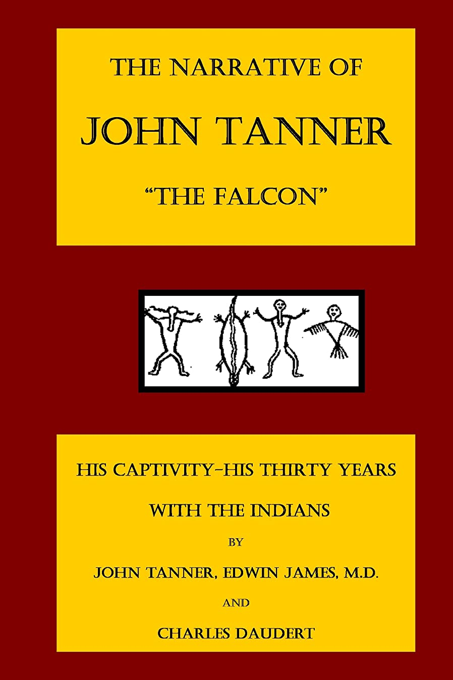 ネックレス役立つ初期のThe Narrative of John Tanner