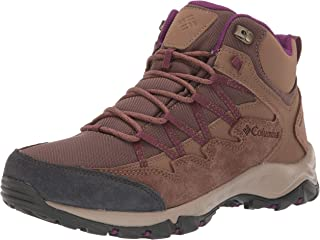 Columbia Women's Wahkeena Mid Waterproof Hiking Shoe