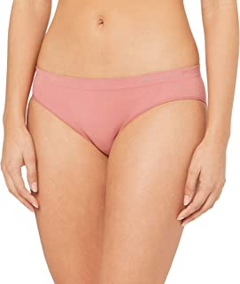 Bonds Women's Cotton Rich Comfytails Side Seamfree Bikini Brief