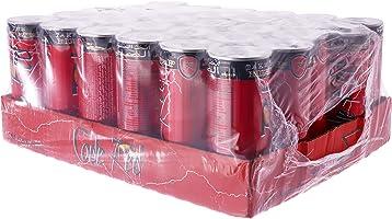 مشروب الطاقة كود بنكهة مزيج الفاكهة الحمراء 30×250 مل- عبوة واحدة، 0119203
