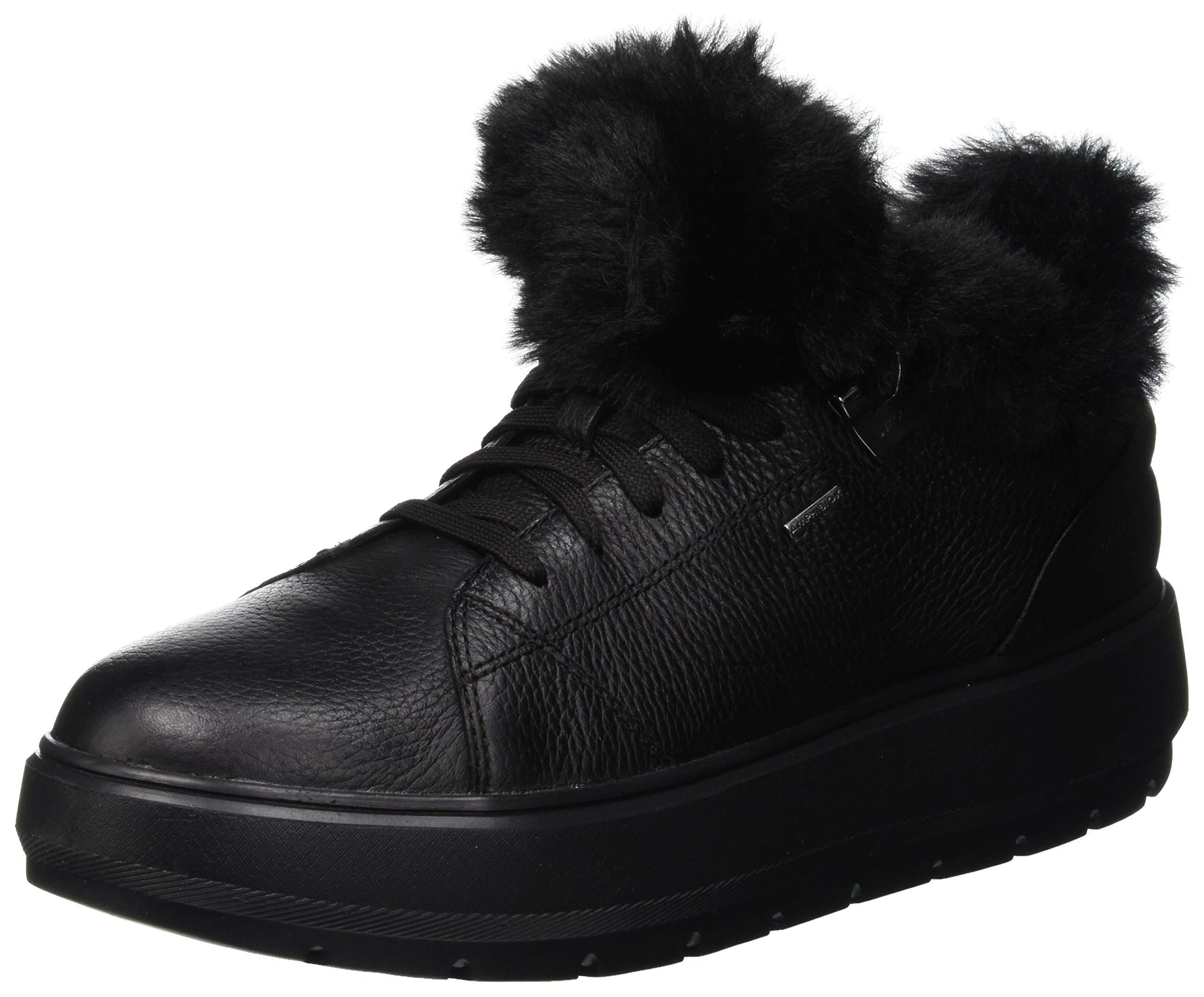 Cabra Seguir Dormitorio  Geox Women's D Kaula B ABX a Low-Top Sneakers- Buy Online in Vietnam at  Desertcart. ProductId : 119111962.