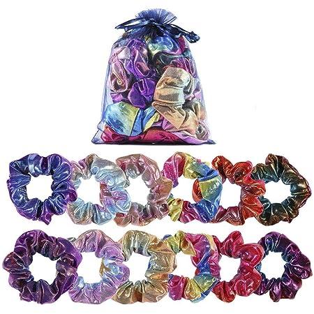 Stitch scrunchie Disney bound hair elastic little mermaid hair scrunchie