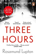 Three Hours: The Top Ten Sunday Times Bestseller