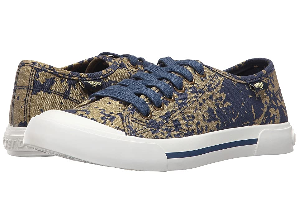 Rocket Dog Jumpin (Dark Blue/Gold Psyche) Women