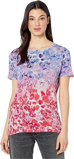 Short Sleeve Viscose T-shirt