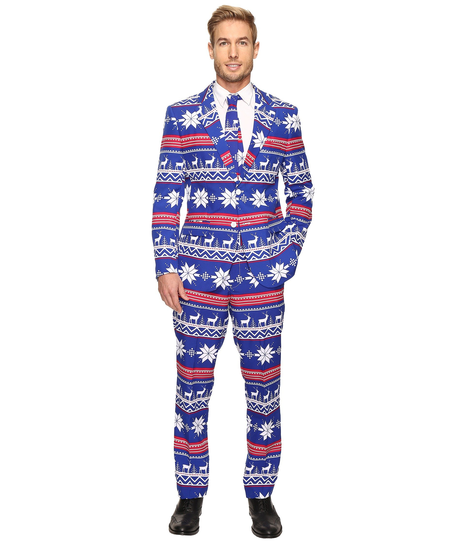 Vestido para Hombre OppoSuits The Rudolph Suit  + OppoSuits en VeoyCompro.net