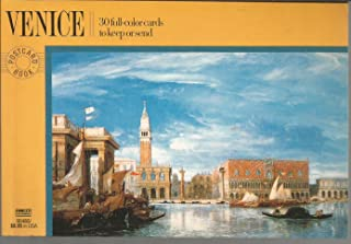 Postcard Books: Venice