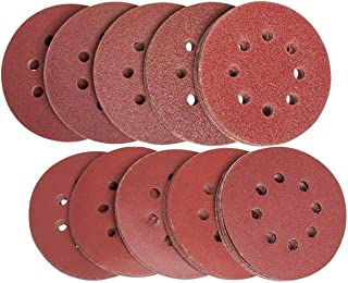 Sponsored Ad – 60Pcs Sanding Discs Pads, Augola Hook and Loop 40 60 80 100 120 150 180 240 320 400 Mixed Grits 125mm Sandp...