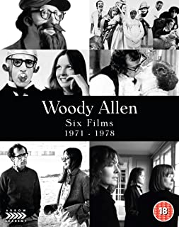 Woody Allen: Six Films - 1971-1978 Bananas / Everything You Always Wanted to Know About Sex / Sleeper / Love and Death / A NON-USA FORMAT Reg.B United Kingdom