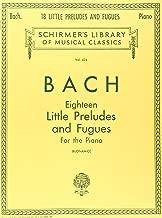 little prelude bach piano