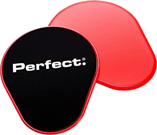 Perfect Fitness Sliders Sport Sliders Exercise Glider Discs (Pair)