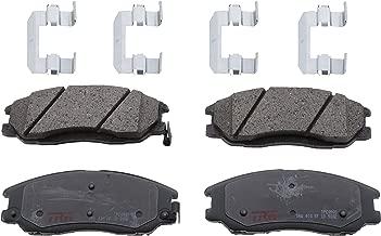 TRW Black TPC0903 Premium Ceramic Front Disc Brake Pad Set