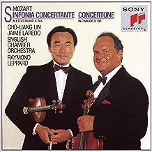 Mozart: Sinfonia Concertante, K.364 / Concertone, K.190