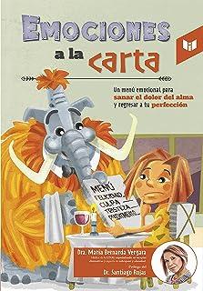 Emociones a la carta (Spanish Edition)