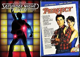 John Travolta Sweats Collection - Saturday Night Fever Directors Cut & Perfect (1985) 2-DVD Set