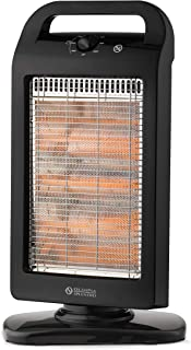 Olimpia Splendid 99545 Solaria Evo Calefactor Halogeno 1200 W, 45 m³