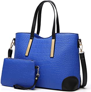 Best black and blue purse Reviews