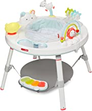 Skip Hop Baby Activity Center: Interactive Play Center with 3-Stage Grow-with-Me Functionality, 4m+, Silver Lining Cloud