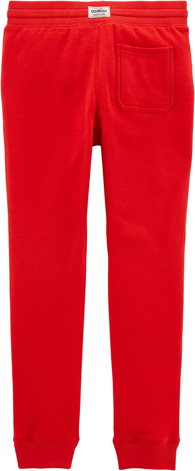 OshKosh Boys Classic Fit Logo Fleece Pants Sweatpants