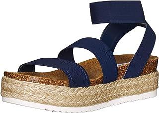 177fbf83db Amazon.com: Steve Madden Women's Wedge & Platform Sandals