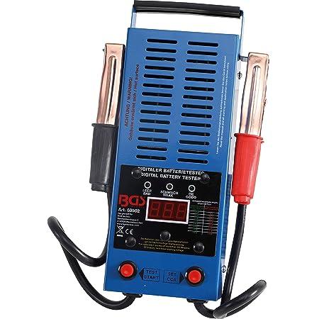 Bgs 63502 Digitaler Batterie Tester Batterie Prüfer Baumarkt