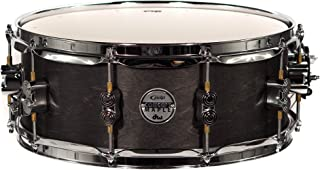 PDP by DW Black Wax Maple Snare 鼓 17.78x33.02PDSN5514BWCR 5.5x14