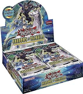 Yu-Gi-Oh KONSIVBD Shadows in Valhalla Card Game Booster Display Box