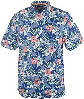 Tommy Bahama Big and Tall Marina Blooms Sport Shirt
