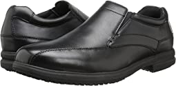 Nunn Bush - Sanford Slip Resistant Bicycle Toe Oxford Slip-On
