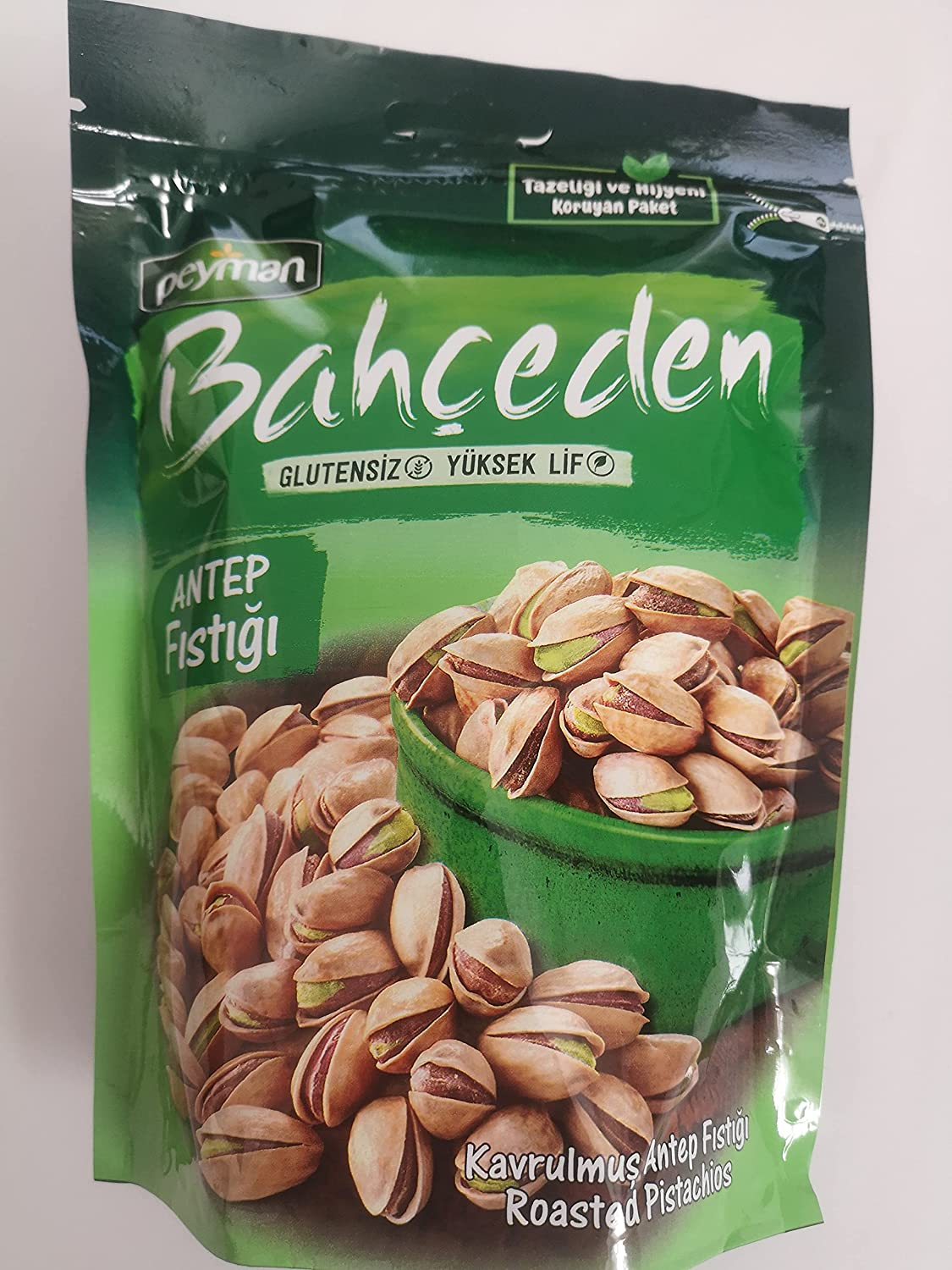 Roasted Pistachios Nuts 150g safety 5.2oz high free contains 5 ☆ very popular gluten