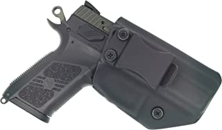 Fast Draw USA - Compatible with CZ P-07 IWB Kydex Holster Inside Waistband Concealed Carry Holster Made in USA
