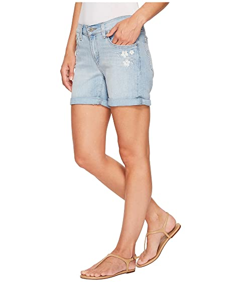 Levi's® Womens Classic Shorts Misty Waterfall Safe Payment High Quality Online Limit Offer Cheap Cheap Pictures Sale Perfect NYOqOg7