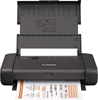 Canon Pixma TR150 Wireless Mobile Printer With Airprint And Cloud Compatible, Black
