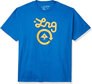 LRG Mens Cycle Logo Graphic T-Shirt
