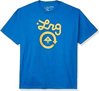 LRG Mens Cycle Logo Graphic T-Shirt