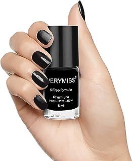 Verymiss Premium Nail Polish 6ml - Black Magic
