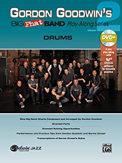 Gordon Goodwin's Big Phat Band Play-Along Series 2: Drums