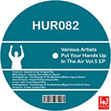 Put Your Hands Up In The Air, Vol. 5 EP