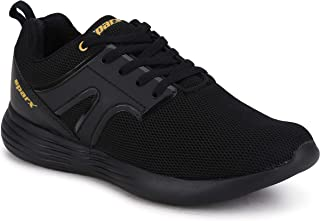Sparx Men SM-500 Black Golden Sports Shoes
