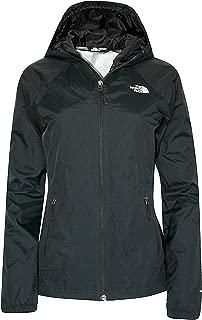 The North Face Womens TNF Black Boreal Rain Jacket prussian blue