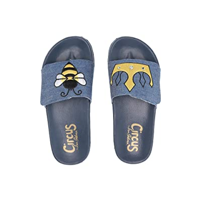 Circus by Sam Edelman Kids Mandie Queen Bee (Little Kid/Big Kid) (Demin Blue) Girls Shoes