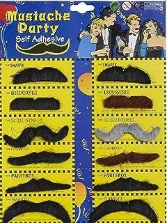 Forum Novelties Self-Adhesive Mustaches