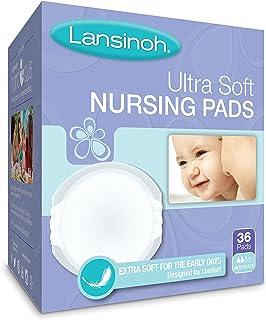 Lansinoh Ultrasoft Disposable Nursing Pads (36 Count)