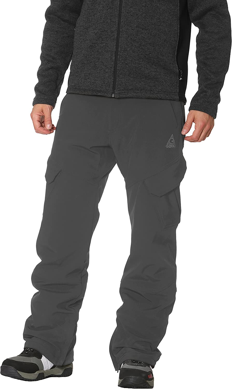 Gerry Men's Snow Pants Tech New Free Large discharge sale Shipping