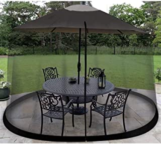 Outdoor Portable Garden Coaster Garden Umbrella Cover Waterproof Polyester Fiber Parasol for Parasol or Gazebot - Parasol ...