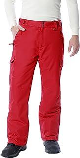 Mens Snow Sports Cargo Pants